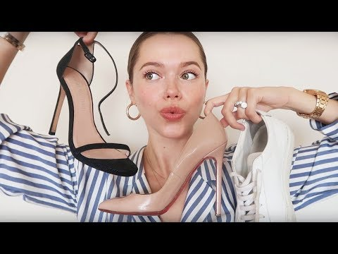 8 SHOE ESSENTIALS EVERY GIRL SHOULD OWN - YouTube