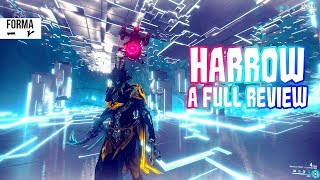 Warframe - Harrow Full Review | A Solo Frame built for the endgame! | Timecodes in the description!