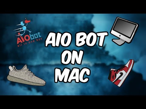 How To Use AIO Bot On A Mac
