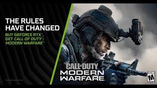GeForce RTX: Call of Duty: Modern Warfare Bundle - Official Trailer