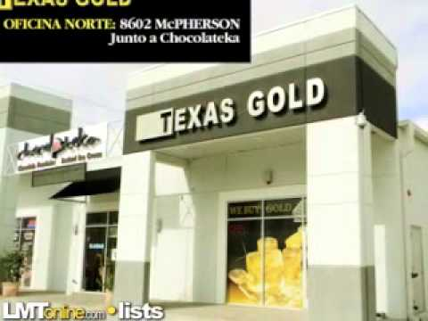 Texas Gold Laredo TX