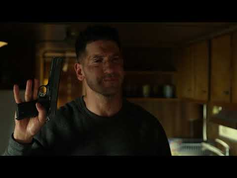 Marvel's The Punisher Season 2 Frank trains Amy  [1080p]