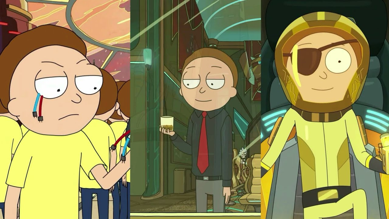 """Download Everytime """"Evil"""" Morty's Theme Plays"""