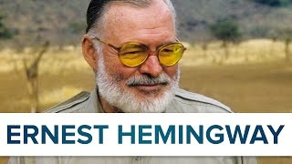 Top 10 facts - ernest hemingway // top facts