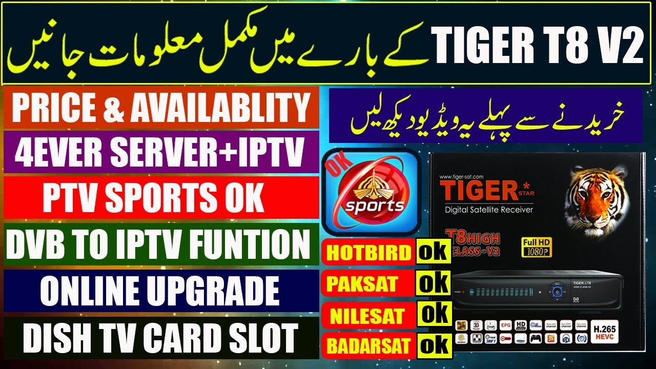 Tiger Iptv Channel List