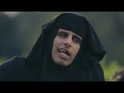 هتموت من الضحك مع حمدي المرغني لما عمل واحدة ست علشان يهرب من التار اللي عليه😂😂😂