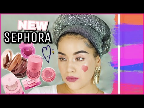 NEW SEPHORA KBEAUTY MAKEUP BRAND HONEST REVIEW + SWATCHES