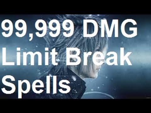 final-fantasy-15---how-to-make-limit-break-spells-electon,-flare,-freeze