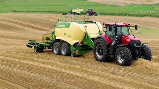 BaleCollect - The bale accumulator from KRONE