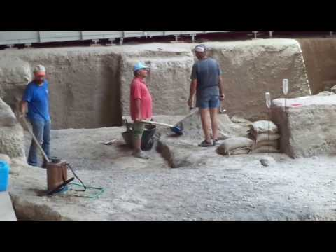 Akrotiri Settlement (Santorini, Greece) part 2