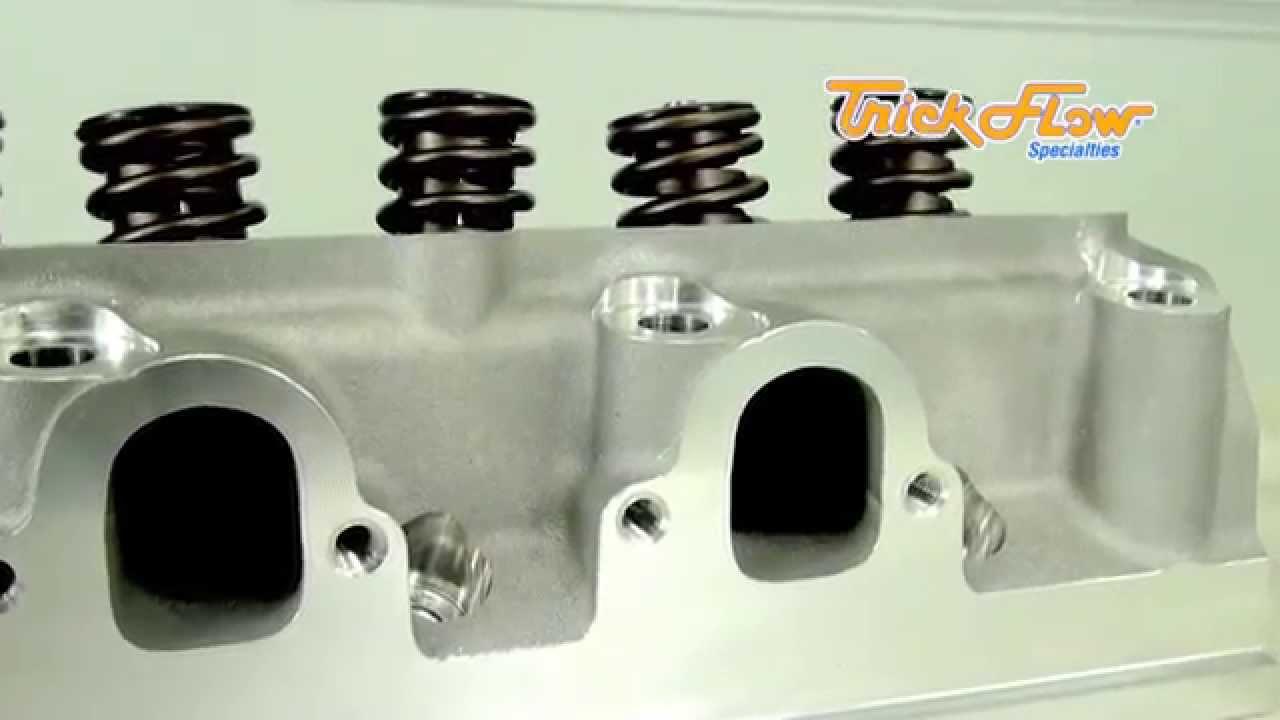 PowerPort Big Block Ford Cylinder Head - Trick Flow Specialties