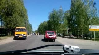 Экспериментальный участок дороги Тверь-Бежецк