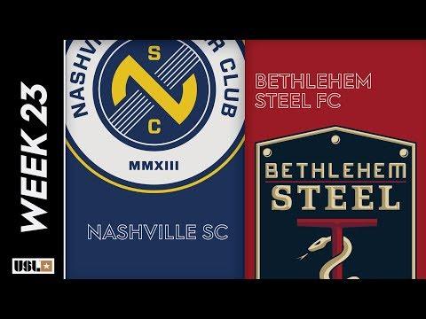 Nashville SC vs. Bethlehem Steel FC: August 10th, 2019 Mp3