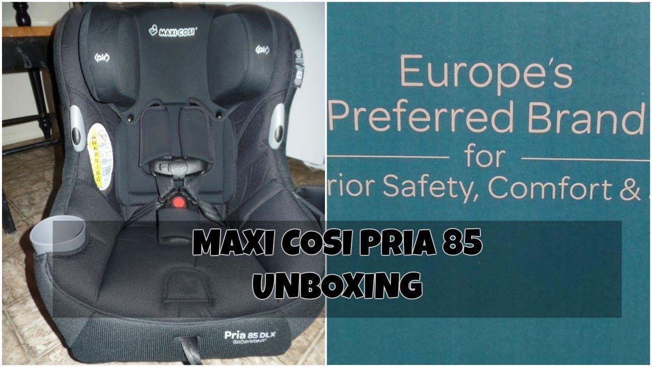 28d41d73cbc Maxi Cosi Pria 85 Carset Unboxing + Review