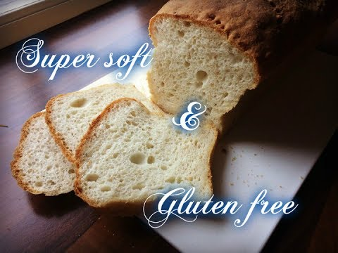 Super soft and easy, Gluten free bread
