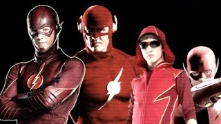 The Flash - Infinite Crisis Trailer