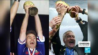 MONDIAL-2018. Les Bleus champions du monde : l''hommage unanime à Didier Deschamps