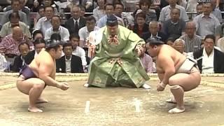 Осенний турнир по сумо 2012-го года 4-6 дни (Аки басё / Aki basho)