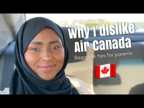 Charged After Booking For Baggage - Air Canada