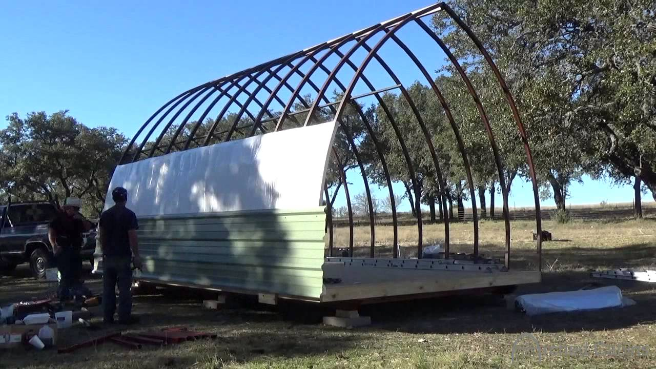 Small Portable Shed