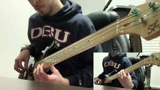 Melodic Solo Bass with SX Ursa 1 and Fender Flatwounds