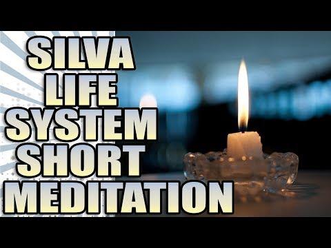 Silva Life System Meditation SHORT Method Meditation
