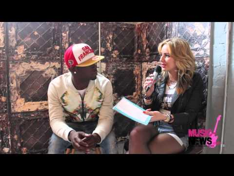 Stylo G | Interview | 22nd May 2013 | Music News