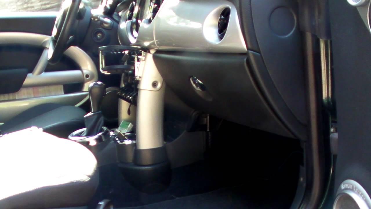 Mini Cooper Glovebox Latch Issue Workaround Creative Fix