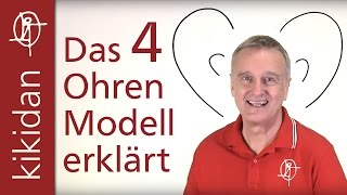 Das 4 Ohren Modell von Schulz von Thun - Die verschiedenen Seiten einer Nachricht