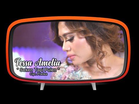 Tessa Amelia - Biar Seken Tapi Pulen ( Official Lyric Video)