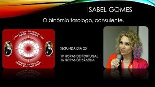 Palestra '' O Binómio Tarólogo, Consulente'' para o International Tarot Summit