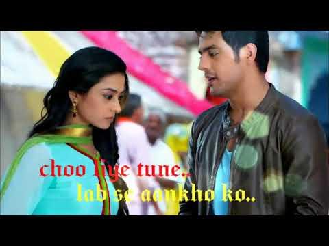 Piya o re piya (title song of piyarangrezz serial) most romatic and amzing couple shradha and sher