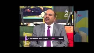 Prof  Dr  Arshad Chohan  & Craft IVF Presentation