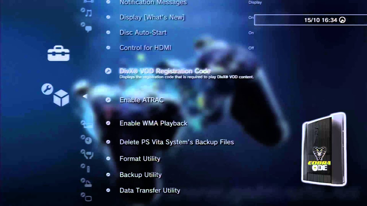 Hacked PS3 Community-News, CFW, Homebrew, OFW, Game