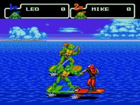 Teenage Mutant Ninja Turtles: Turtles in Time mame Batman forever sega from YouTube · Duration:  1 hour 47 minutes 28 seconds