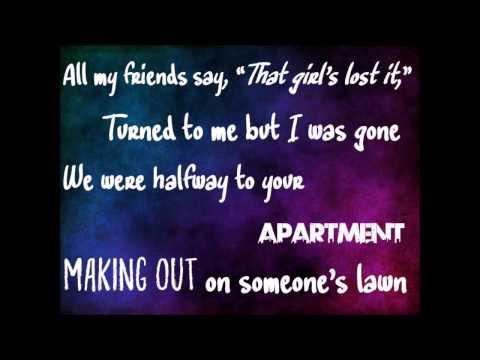 The Summer Set - All My Friends (Lyric Video)