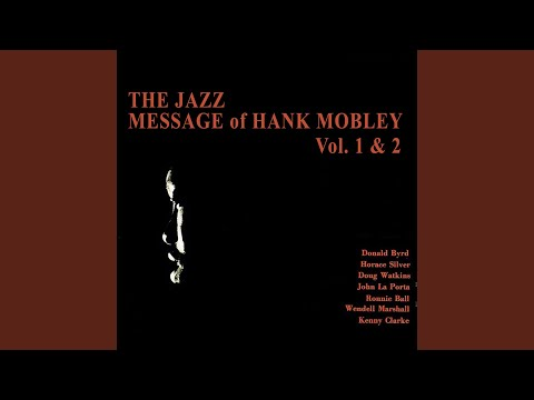 The Jazz Message (with Freedom for All) (feat. Donald Byrd, Horace Silver, John Laporta & Kenny...