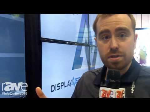 InfoComm 2016: DVIGear Presents DisplayNet DN-200 Series