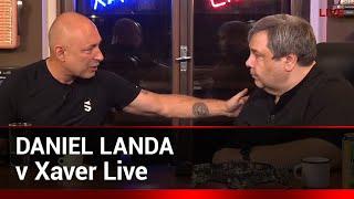 Xaver LIVE s hostem: Daniel Landa