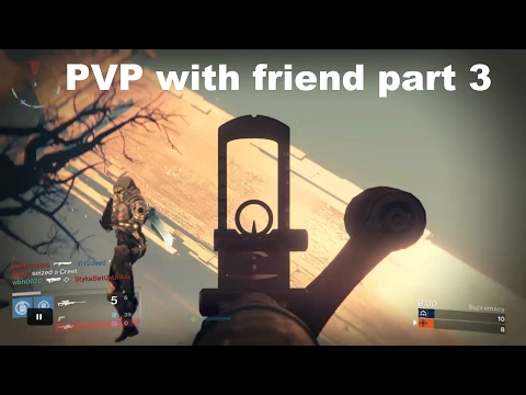 PVP with friend part 3