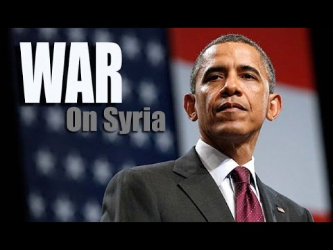 Without Authority, Obama's Syria War Illegal