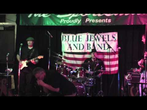 You Shook Me, Led Zepplin Cover By The Blue Jewels Band