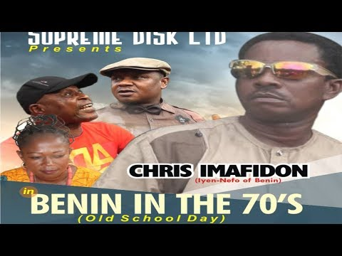 Benin In The 70's (Old School Day) - Chris Imafidon Live On Stage | Benin Music