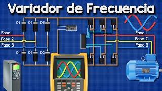Variador de Frecuencia Explicado  Conceptos Básicos del VFD Inversor de IGBT