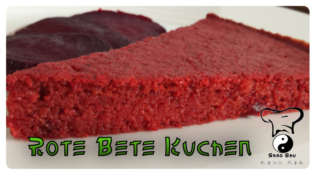 Rote bete kuchen selber backen youtube for Youtube kuchen