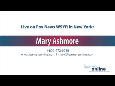 Mary Ashmore on the radio in New York - 4/14/14