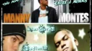 Entre Dos Mundos - Manny Montes ft.Alex Zurdo & Redimi2
