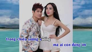 [Karaoke HD] Beat Chuẩn Ca Sĩ - Chuyến Tàu Hoàng Hôn Remix - Lương Gia Huy