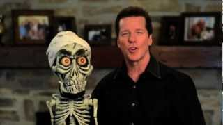 """Jeff Dunham """"Minding the Monsters"""" DVD Trailer Stereo Studio"""