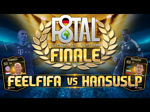 F8TAL WORLD TOUR SEMI FINAL 2ND LEG VS PEPSIFIFA